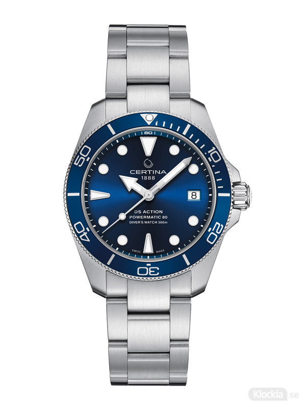 Certina DS Action Diver 38mm 1