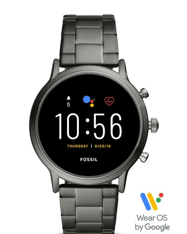 FOSSIL Smartwatch The Carlyle Gen. 5 44mm