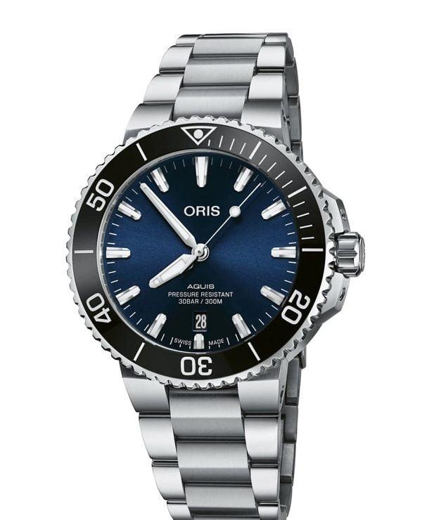 Oris Aquis Date 41.5mm e1612172319735