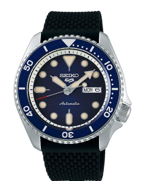 Seiko 5 Spots Automatic 43mm e1612172284357