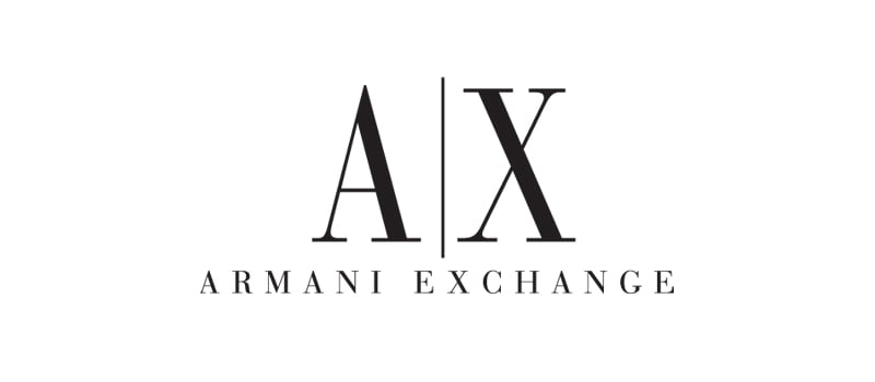 armani exchange klocka