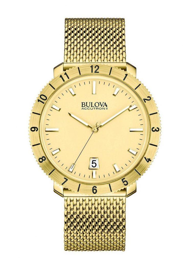 BULOVA Accutron II 97B129