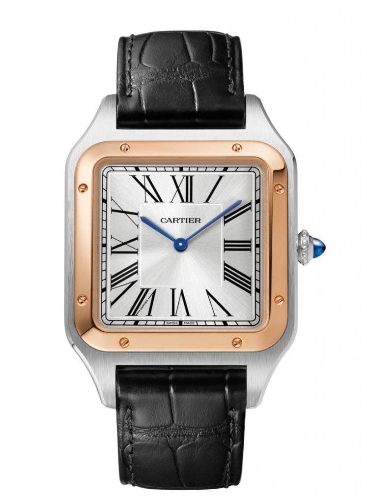 Cartier-Santos-Dumont-Rose-Gold