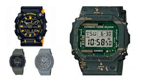 Casio G-Shock klockor