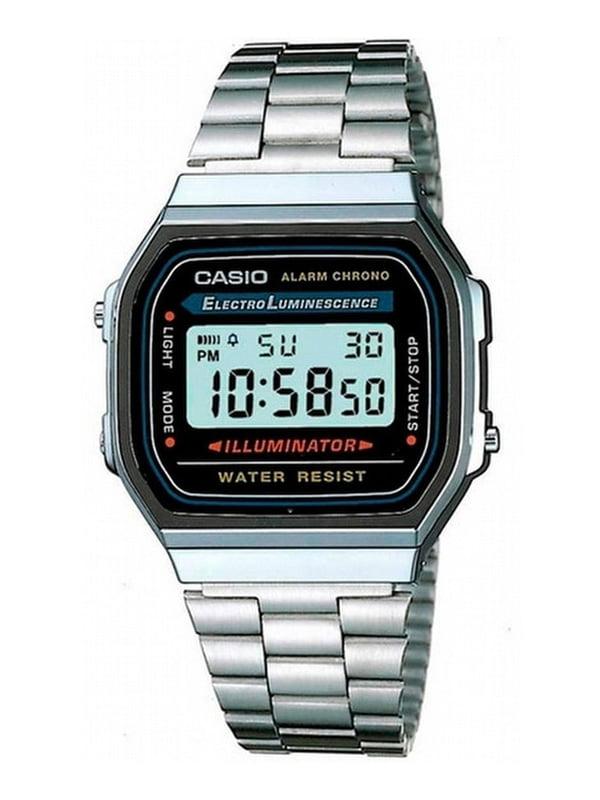 Klassisk Casio Klocka i stål