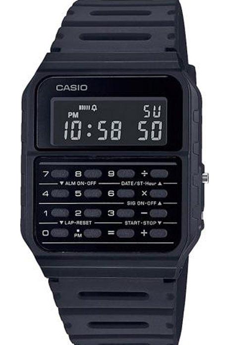 Klassisk Miniräknar Casio Klocka