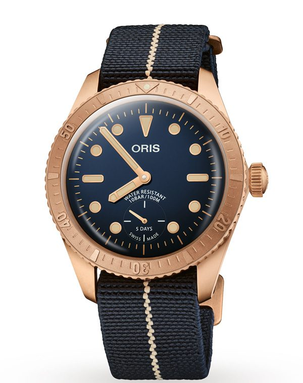 ORIS-Carl-Brashear-Calibre-401-Limited-Edition