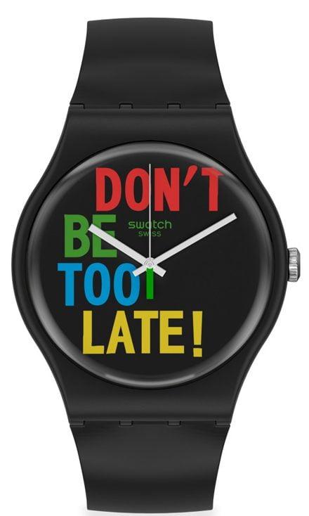 Unik Swatch Klocka