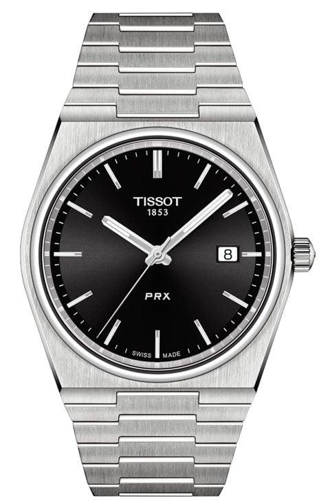 Tissot PRX Svart