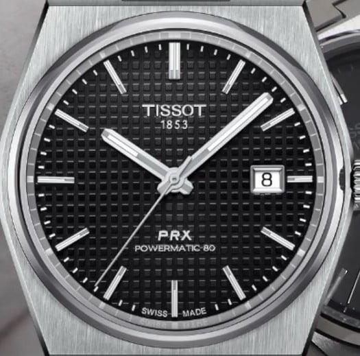 Automatisk Tissot PRX