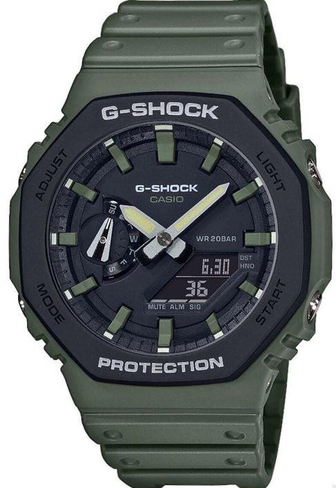 Casio Oak G-Shock Grön
