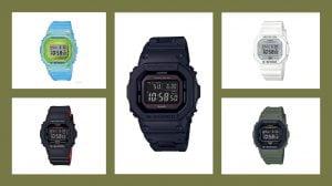 Casio Square G-Shock
